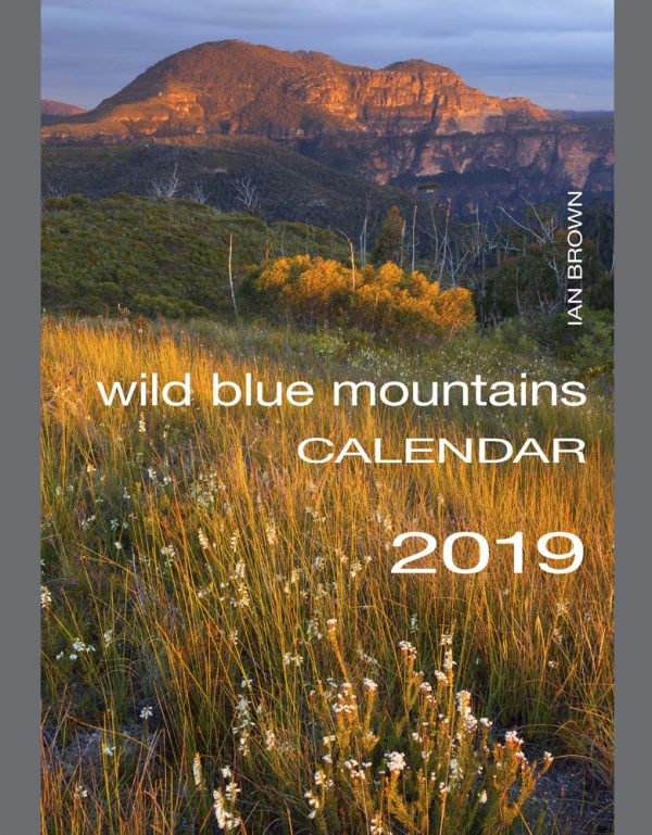 Wild Blue Mountains Calendar, 2019