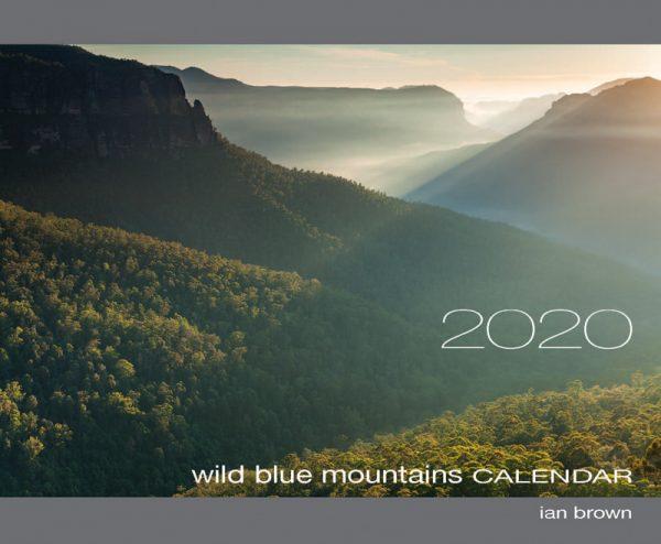 2020 BM calendar front cover